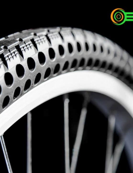 The Ever Tires can only be purchased as a complete wheelset