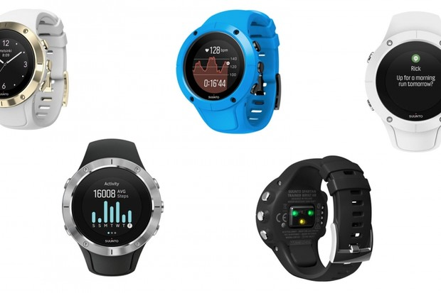 Suunto's new Spartan Trainer Wrist HR