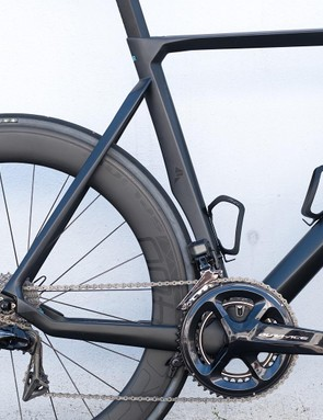 The VSR is Dare's aero bike