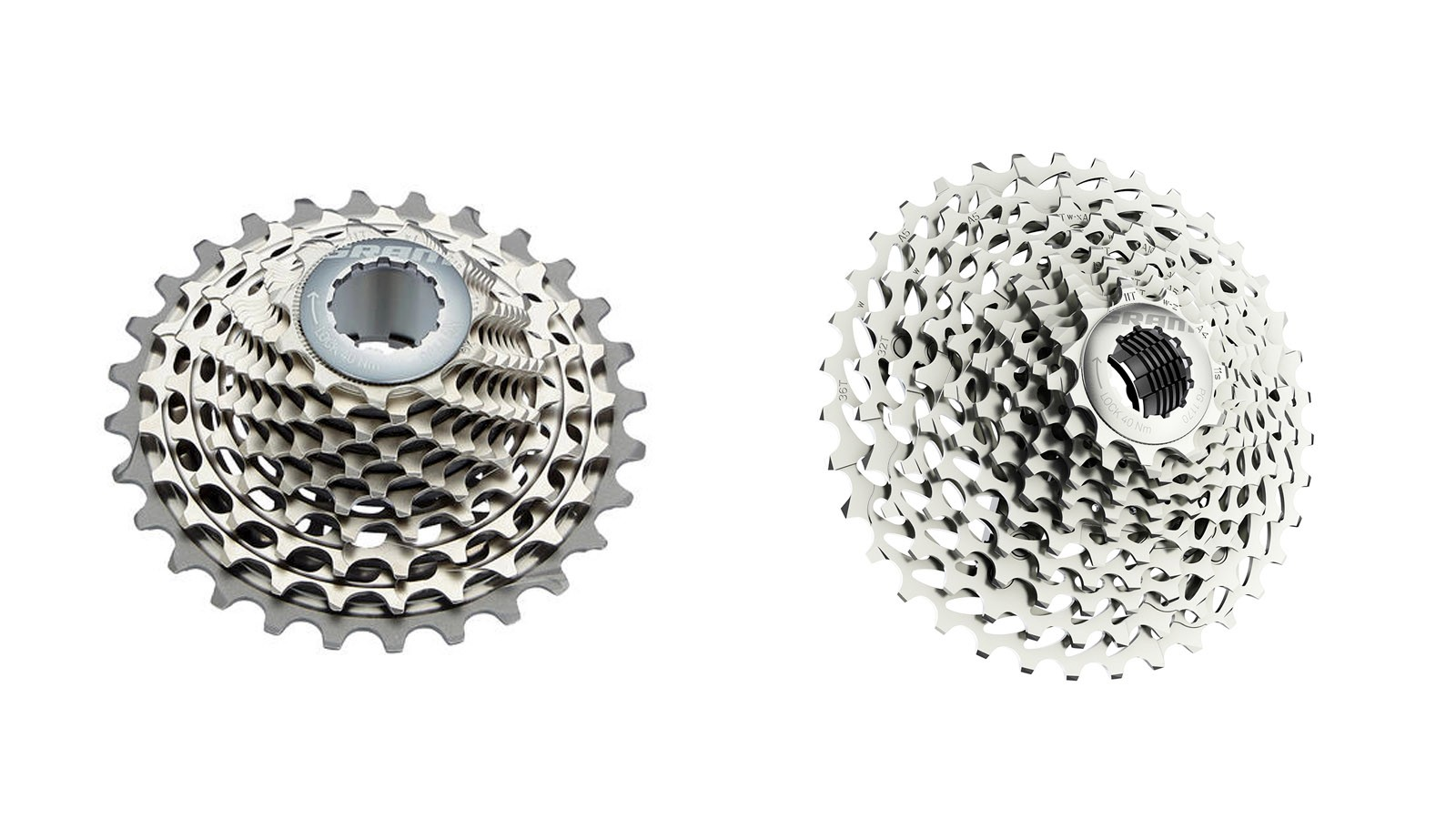 Upgrading your cassette offers a bit of weight saving
