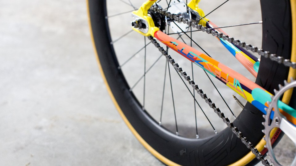Specialized makes limited edition Allez Sprint frames for