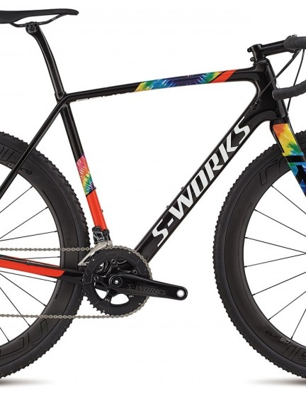 The new CruX is designed as a thoroughbred racer