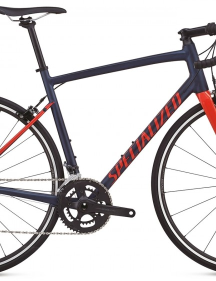 Specialized says the new Allez is 450g lighter then the previous frame