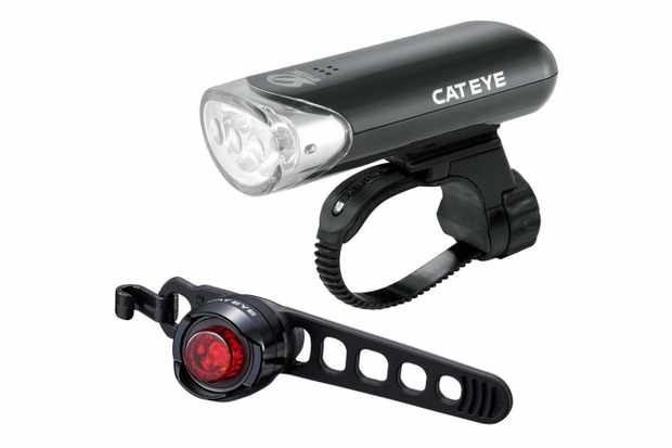 The Cateye EL135 is a great commuter light, and comes in handy as a spare