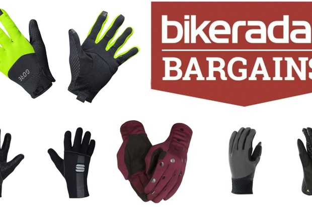 Here's our roundup of some great winter glove deals
