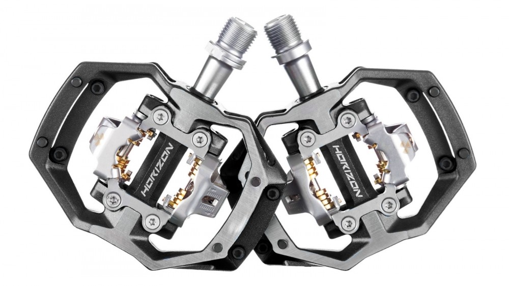 Grab yourself a bargain — these Nukeproof Horizon pedals have up to 42% off right now