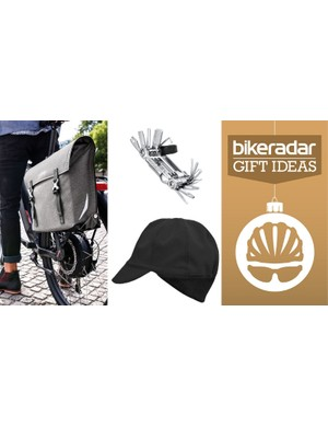 Here are several great gift ideas suitable for those who commute by bicycle