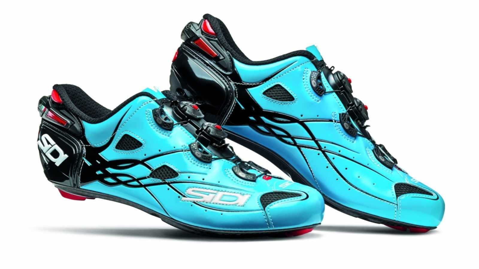 The Sidi Shot shoes have advanced heel adjustability and are currently £150 off retail at Merlin Cycles