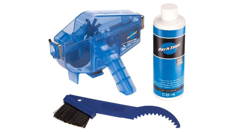 Give them the gift of cleanliness with all the brushes they need to keep their bike squeaky clean