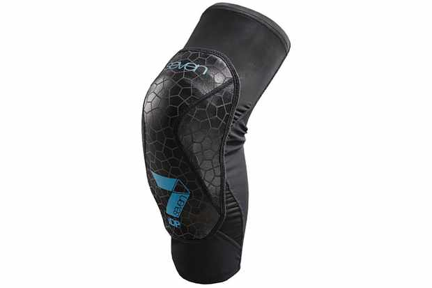 Knee protection can give you a confidence boost on the trails