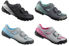 Shimano ME2 and ME2W MTB shoes are great for beginners and casual riders