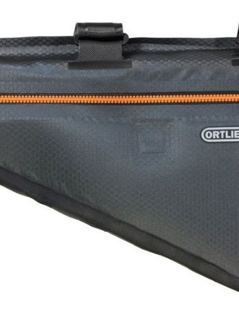The Ortlieb Frame-Pack is super durable and amazingly well sized for my needs