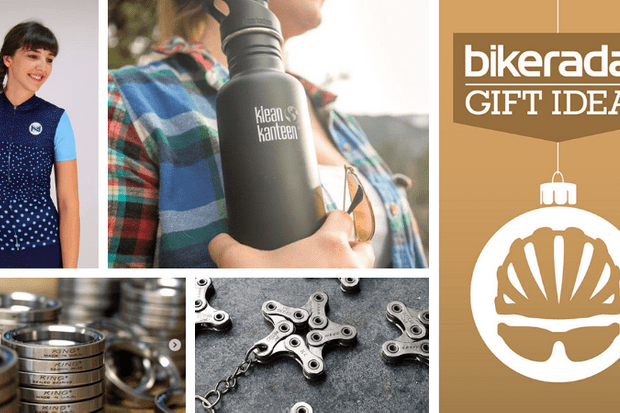 10 eco-friendly Christmas gift ideas for the cyclist in your life