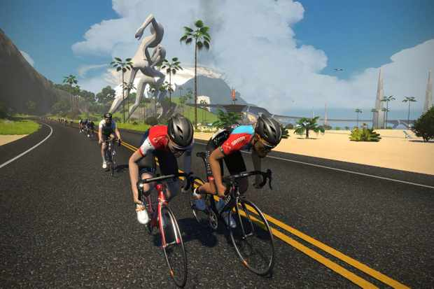 Zwift has revealed the first pro teams to race in the KISS Super League Championship