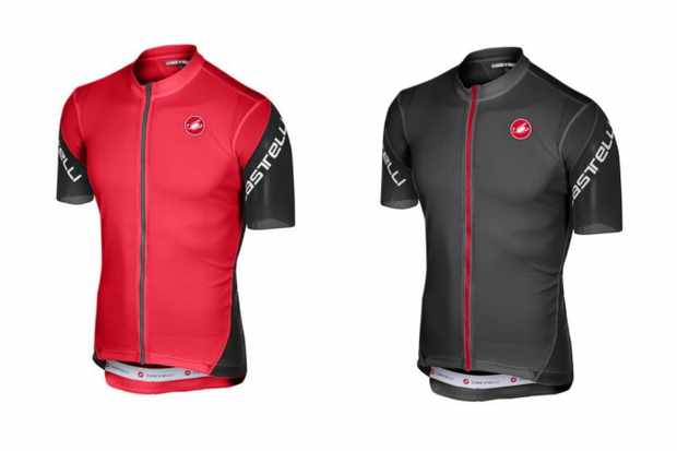 Grab a Castelli Entrata 3 jersey in a multitude of colours for a third of the price