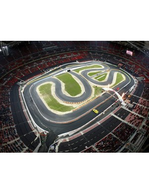 The race takes place at Wembley Stadium on Sunday