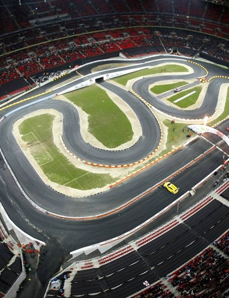 The race takes place at Wembley Stadium on Sunday