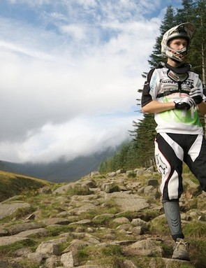 Break The Cycle is a new film about the Irish downhill mountain biking scene