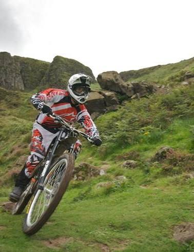 Break The Cycle is a new film about the Irish downhill mountain biking scene