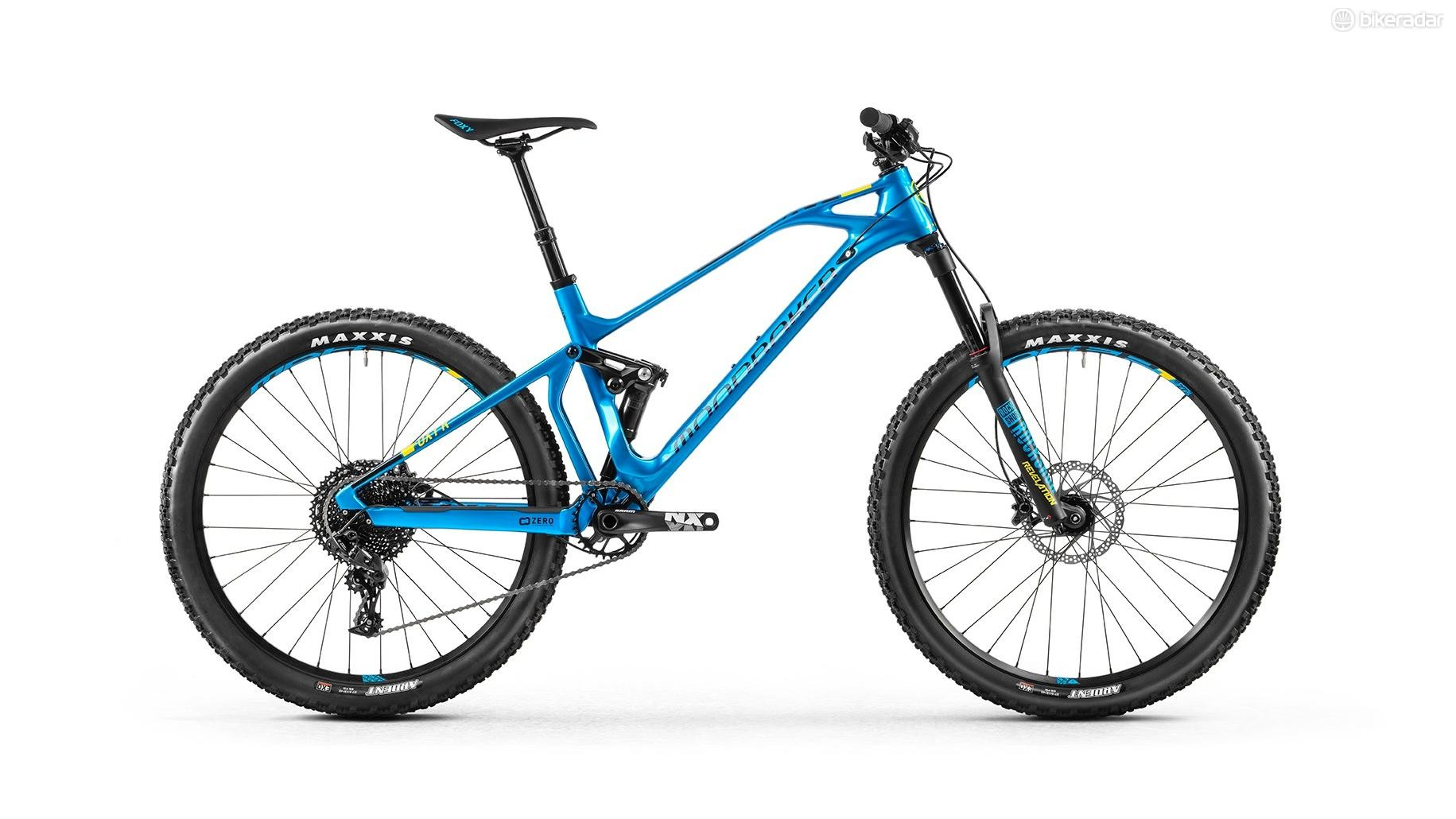 This is the cheaper (prices TBC) Carbon R, still looks tidy, no?