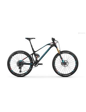The new 2018 Mondraker Foxy Carbon RR SL — trail weapon?