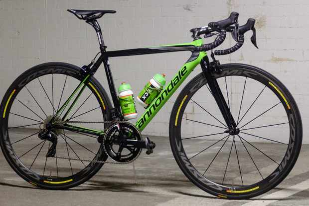 We take a closer look at the bike that came second in last year's tour