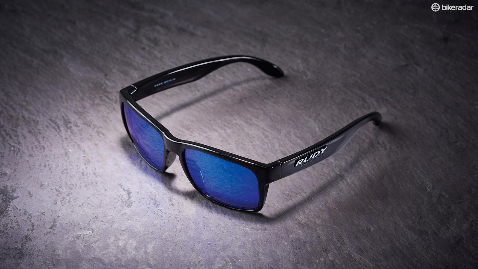 The clarity of the Rudy Project Spinhawk Slim glasses is up there with the best
