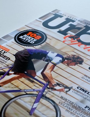 Get your copy or Urban Cyclist in store now