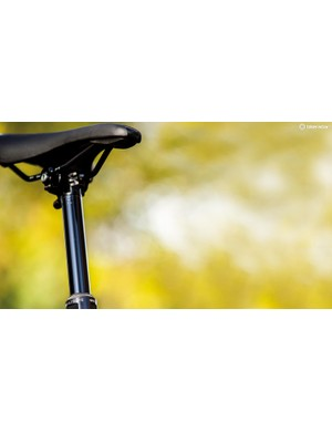 USE's Helix 165mm Dropper Seatpost