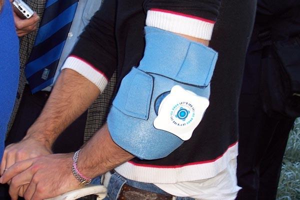 Ben Kersten has suffered damage to his left elbow