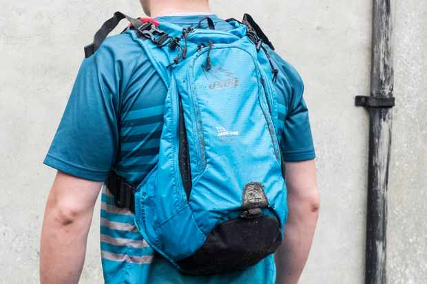The USWE Airbone 15 is among the most comfortable trail packs I've ever used