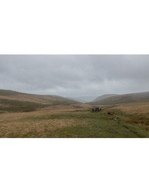 My test day in Wales was thoroughly dreich and bleak