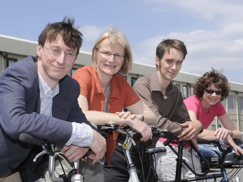 UWE cyclists support successful Cyclescheme initiative