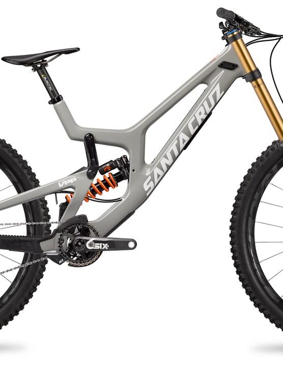 Santa Cruz's 29er V10 is a looker!