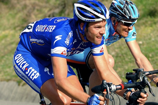 Kevin van Impe (QuickStep) .