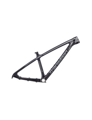 The Vanquish 29 frame is available in medium, large and XL