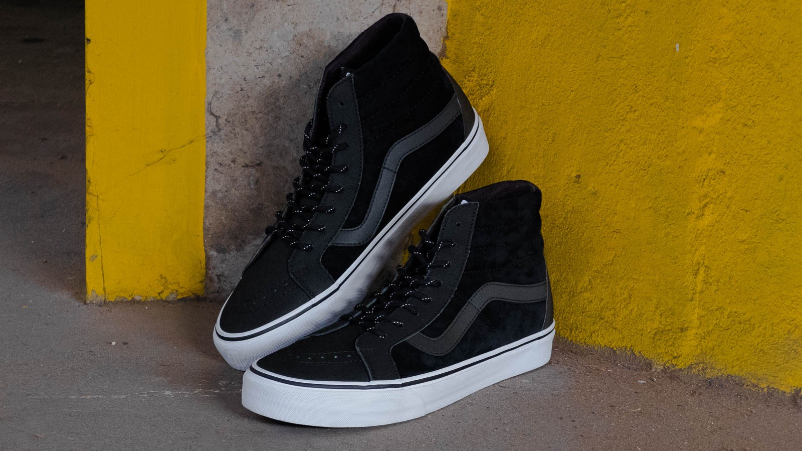 Vans sent us through these cool, urban cycling focussed shoes to try out
