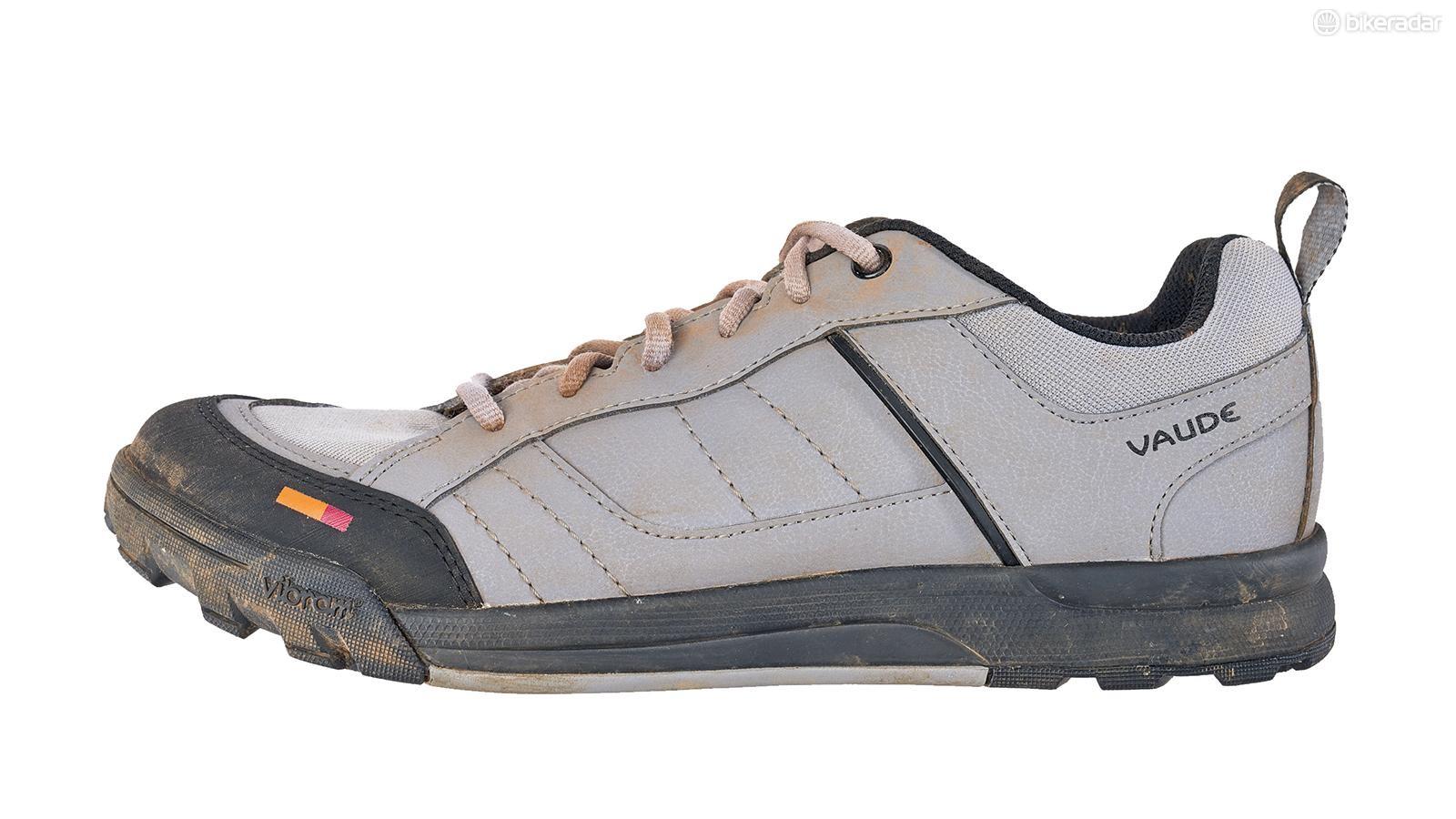Vaude's Moab AM flat MTB shoe