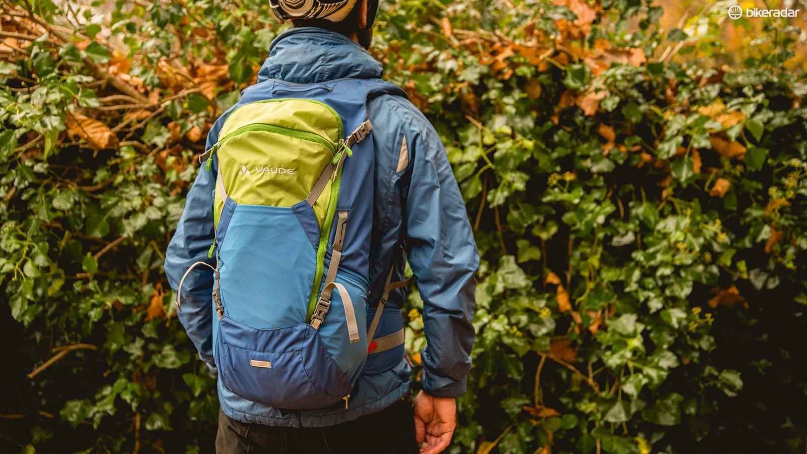 Vaude's Moab Pro 22 L backpack