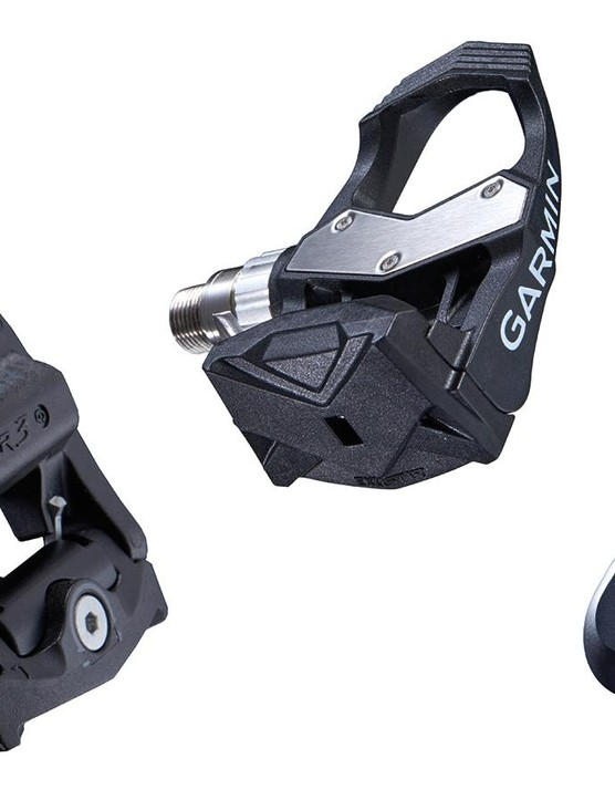 Garmin Vector's dangling pod - the Truck Nutz of power meters