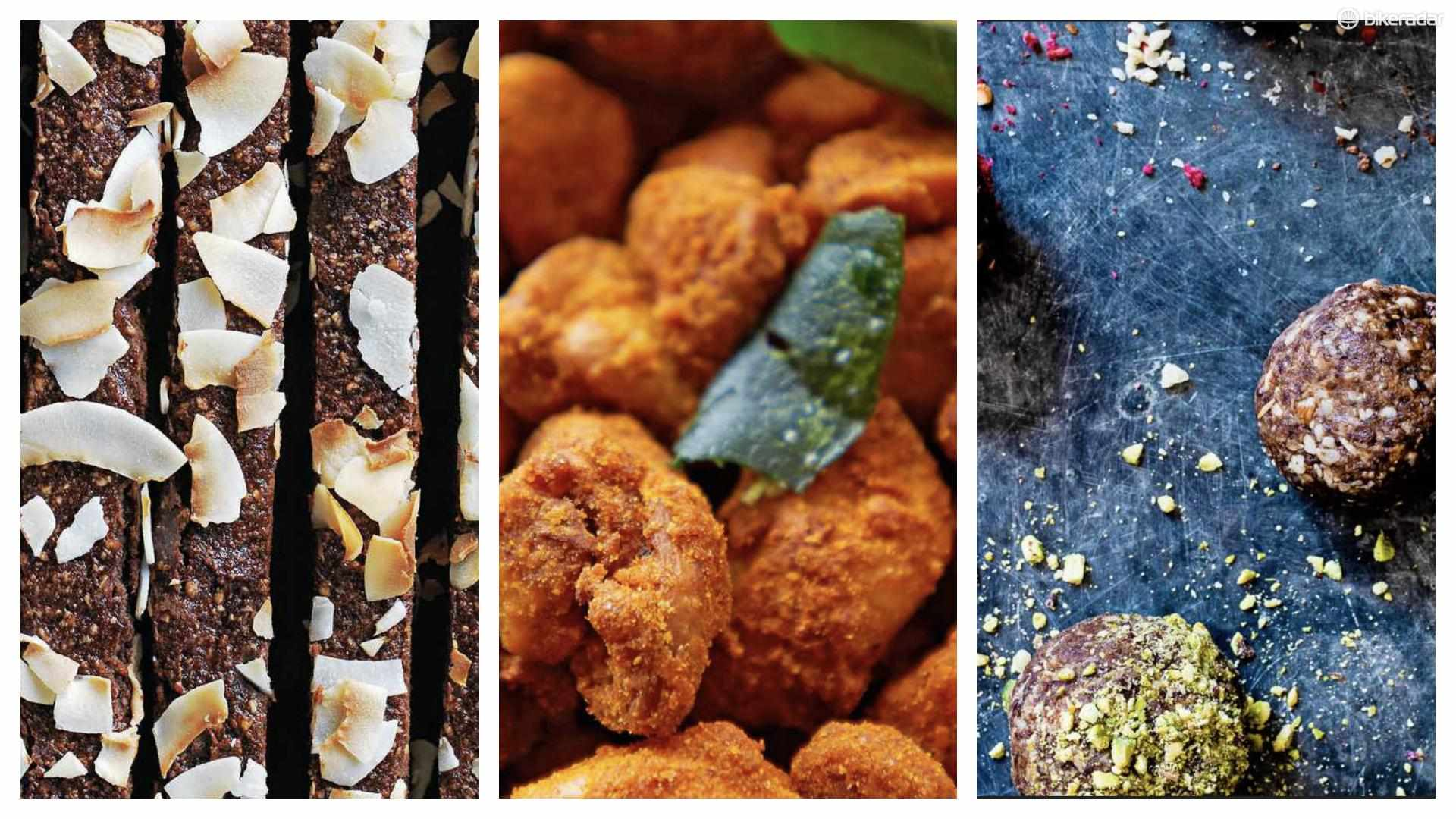 Make your own delicious homemade energy snacks