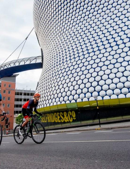 The Vélo Birmingham route has been confirmed