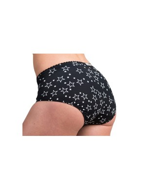 British brand VeloVixen produces its own padded cycling knicker