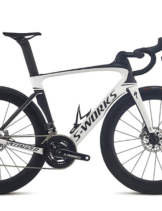 Specialized has two S-Works Venge bikes that come with power meters for 2017
