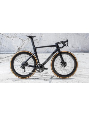 The 2019 Specialized S-Works Venge — lighter and more aero than the preceding Venge ViAS, Specialized says