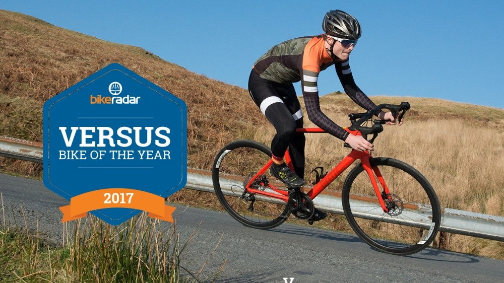 It's the BMC Roadmachine RM02 vs. the Focus Paralane Carbon 105 in an ultra-versatile showdown as part of Bike of the Year 2017