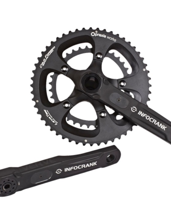 InfoCrank gets a new Crank Position System update – no more magnets