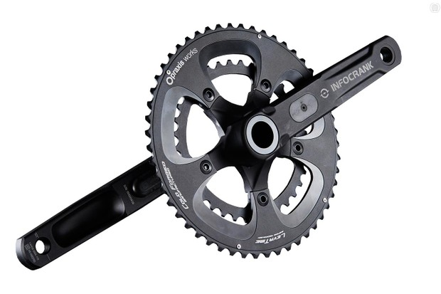 Verve's Infocrank has thrown down the gauntlet impressively to the power meter establishment