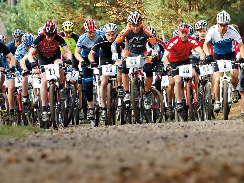 Get stuck in the mud this weekend