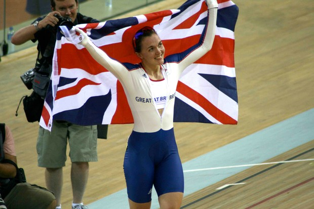 British pride wrapped up Vicky style.